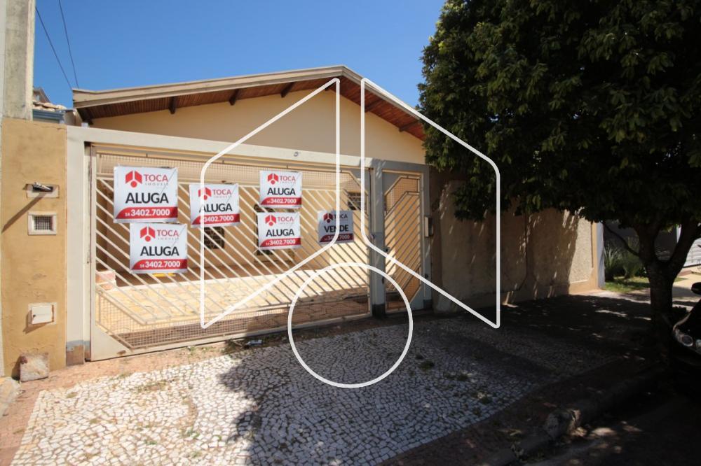 Marilia residencial Locacao R$ 1.800,00 4 Dormitorios 1 Suite Area do terreno 330.00m2 Area construida 250.00m2