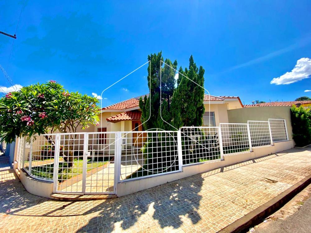 Marilia residencial Locacao R$ 3.300,00 3 Dormitorios 1 Suite Area do terreno 468.83m2 Area construida 297.45m2