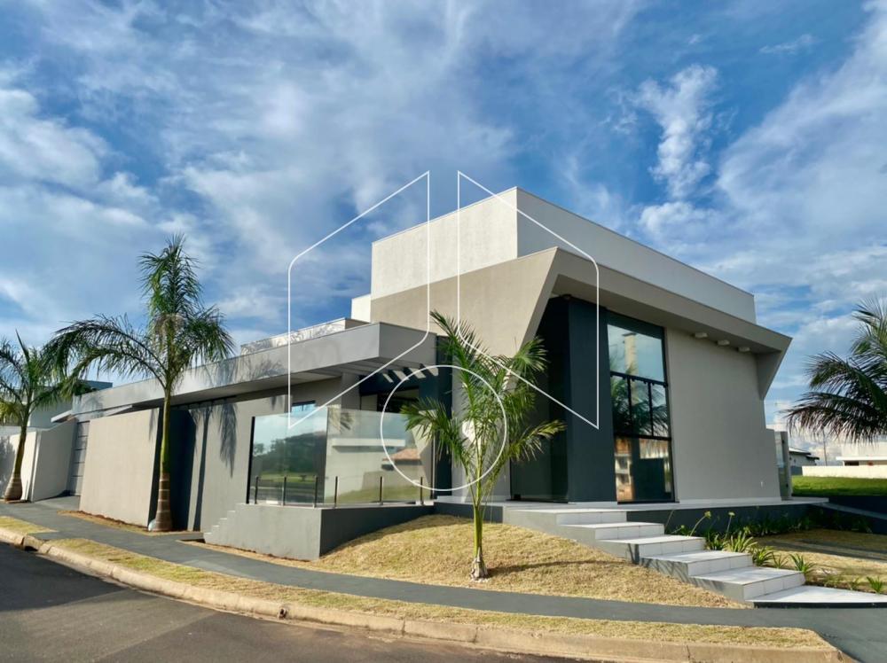 Marilia residencial Locacao R$ 6.500,00 Condominio R$250,00 3 Dormitorios 3 Suites Area do terreno 450.00m2 Area construida 280.00m2