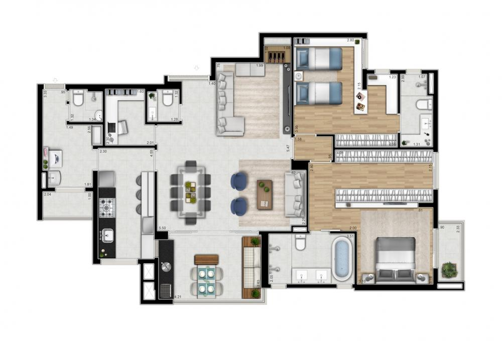 Alugar Residencial / Apartamento em Marília apenas R$ 4.500,00 - Foto 16