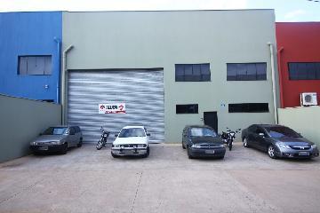 Marilia Distrito Industrial comercial Locacao R$ 7.500,00 Area construida 730.00m2