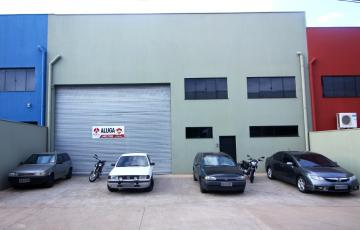 Marilia Distrito Industrial comercial Locacao R$ 7.500,00  4 Vagas Area construida 730.00m2