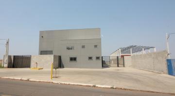 Marilia Distrito Industrial Santo Barion comercial Locacao R$ 25.000,00  4 Vagas Area construida 2000.00m2